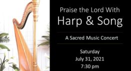 Harp and Song Concert