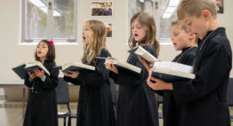 Youth Choir Sign Up